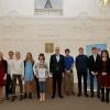 Sportovci na radnici v Šumperku převzali ocenění